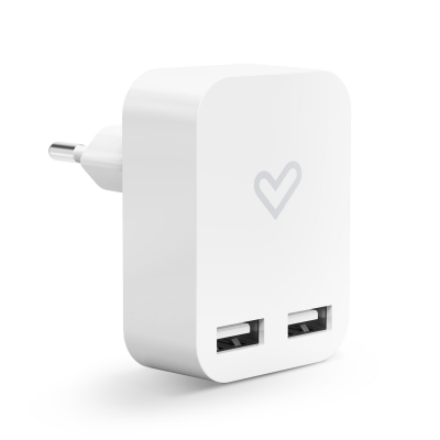 Energy™ Home Charger 2.4A Dual USB