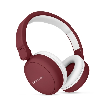 Energy™ Headphones 2 Bluetooth Ruby Red