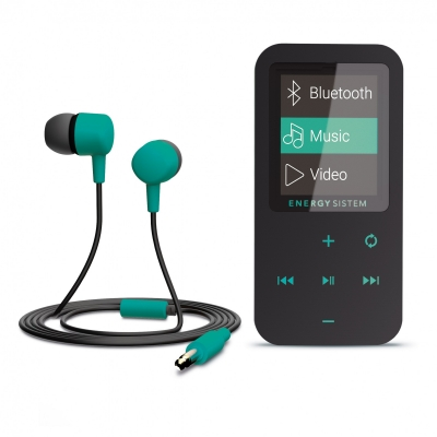 Energy™ MP4 Touch Bluetooth Mint