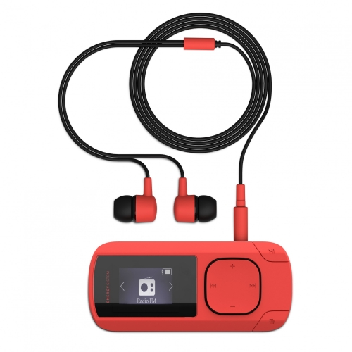 Energy™ MP3 Clip Coral