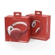 Energy™ Headphones 2 Bluetooth Ruby Red