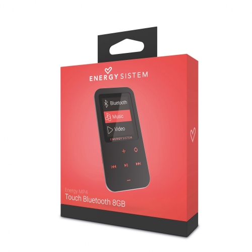 Energy™ MP4 Touch Bluetooth Coral