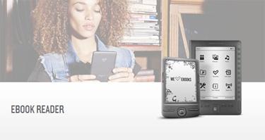 e-Book čtečky